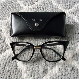 Shein non-prescription eye glasses!!